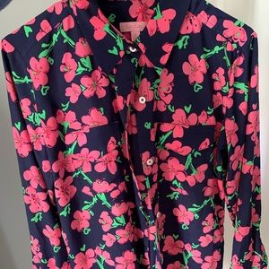 Lilly Pulitzer Button Down